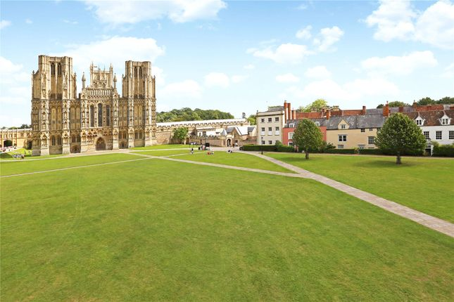 Thumbnail Terraced house for sale in Cathedral Green, Wells, Somerset