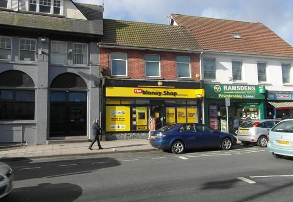 Thumbnail Retail premises to let in 138 - 140, High Street, Blackwood