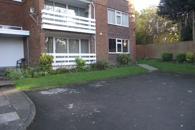 Thumbnail Flat to rent in Park Hall Close, Park Hall, Walsall