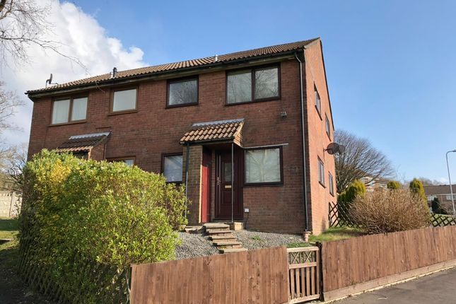 Thumbnail Semi-detached house to rent in Bronwydd, Birchgrove, Swansea