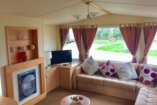 Thumbnail Mobile/park home for sale in Atwick Road, Hornsea