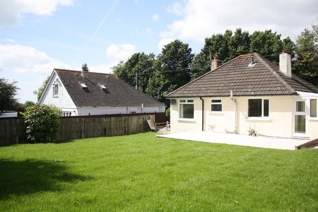 Thumbnail Detached bungalow for sale in Church Road, Wembury, Plymouth
