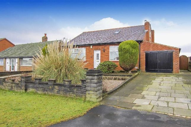 Thumbnail Detached bungalow for sale in Coppull Hall Lane, Coppull, Lancashire