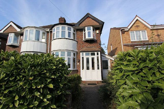Thumbnail Semi-detached house for sale in Padstow Road, Birmingham, West Midlands