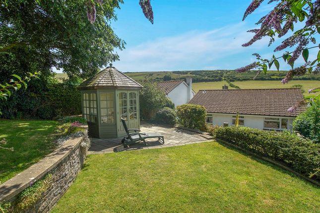 Thumbnail Detached bungalow for sale in Shepherds Way, West Lulworth, Wareham