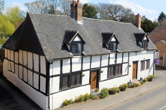 Thumbnail Detached house for sale in Main Road, Betley, Crewe