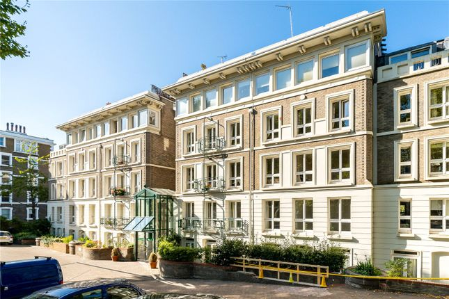 Thumbnail Flat for sale in Chartwell House, 12 Ladbroke Terrace, London