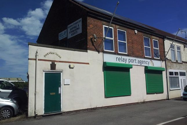 Thumbnail Office for sale in 375 Hedon Road, Hull