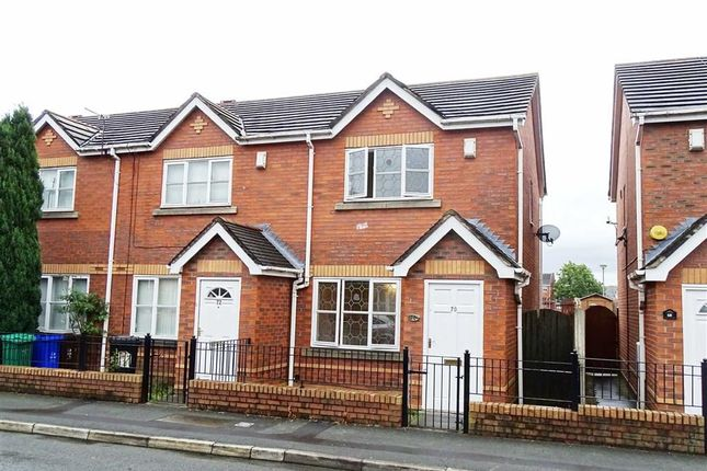 Thumbnail Mews house to rent in Barrow Hill Road, Manchester, Manchester