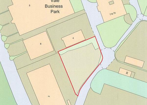 Thumbnail Land for sale in 3A Vale Business Park, Llandow, Cowbridge