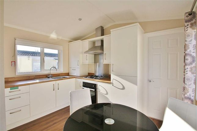 Kitchen Area of Barton Broads Park, Maltkiln Road, Barton-Upon-Humber DN18