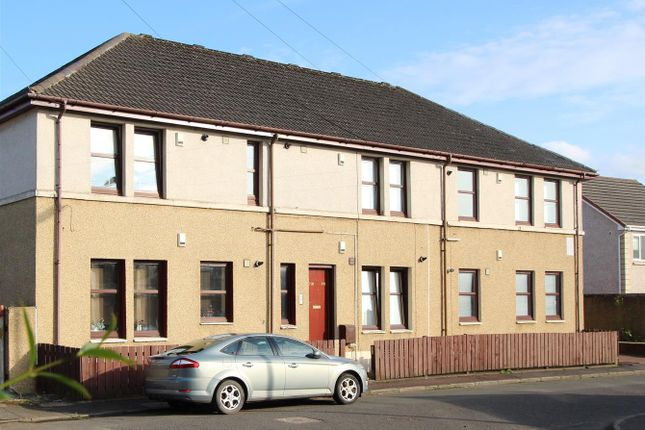 Thumbnail Flat for sale in Kirk Street, Stonehouse, Larkhall