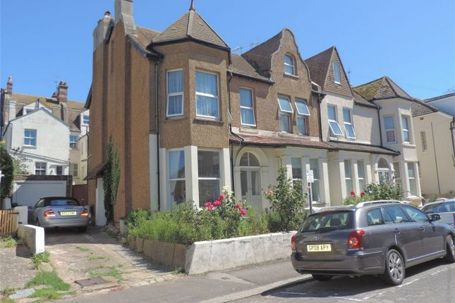 Thumbnail Maisonette for sale in Albert Road, Bexhill On Sea, East Sussex