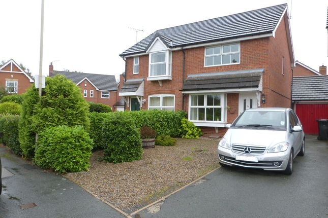 Thumbnail Semi-detached house for sale in Harness Lane, Boroughbridge, York