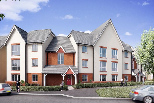 1 bedroom flat for sale in Tadpole Garden Village, Swindon