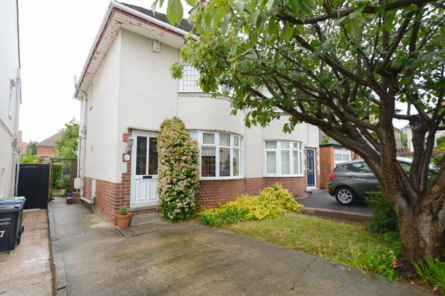Front of Brookbank Avenue, Brockwell, Chesterfield S40