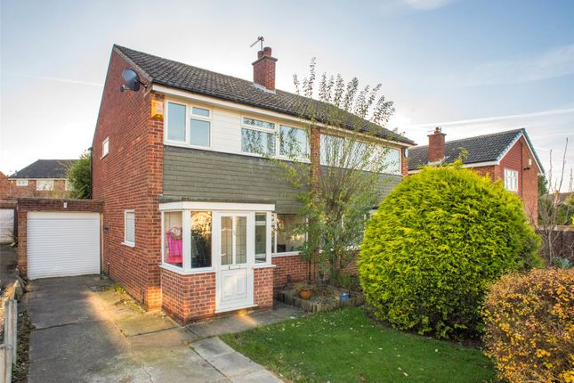 3 bed semi-detached house for sale in Sunningdale Avenue, Alwoodley, Leeds