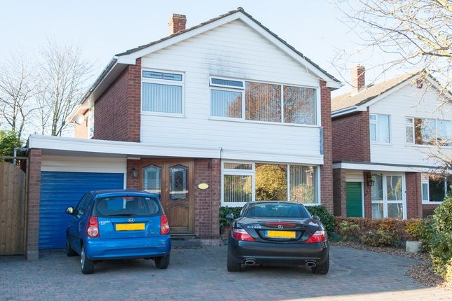 Thumbnail Detached house for sale in Baxterley Green, Sutton Coldfield