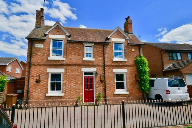 Thumbnail Detached house for sale in Chapel Street, Badsey, Evesham