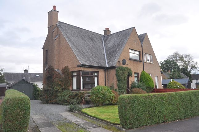 Thumbnail Semi-detached house for sale in 4 Muirhall Road, Thornhill