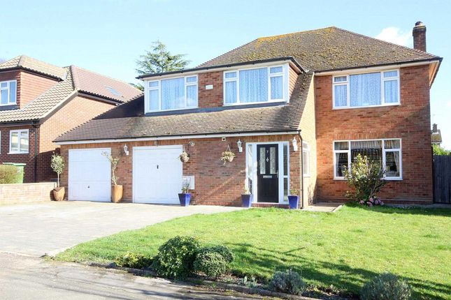 Thumbnail Detached house for sale in Detached 4 Double Bed, Leverstock Green