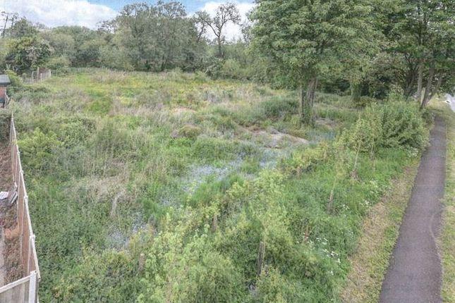 Thumbnail Land for sale in Ash Grove, Wem, Shrewsbury