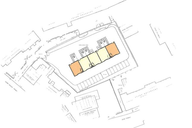 Thumbnail Land for sale in Foresters Yard - High Street/Lower George Street, Bradford