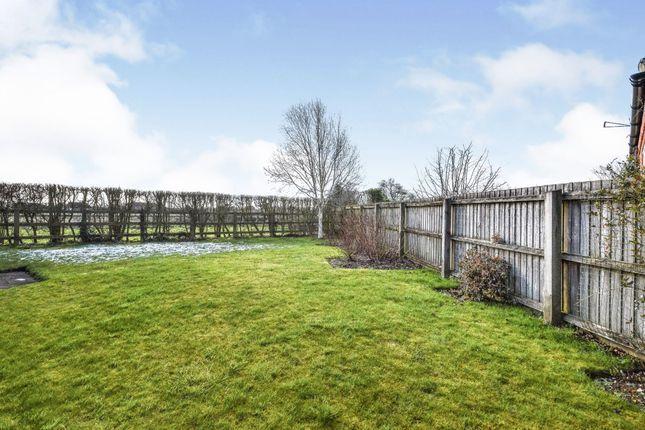Side Garden of Abbey Road, Great Massingham, King's Lynn PE32