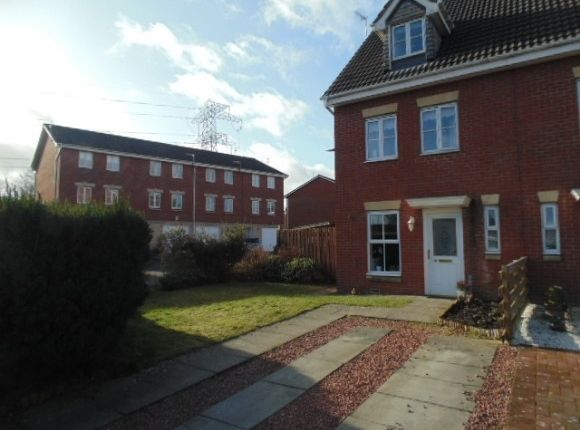Thumbnail Town house to rent in Raeburn Avenue, Paisley