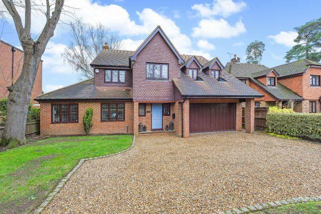 Detached house to rent in Gower Road, Weybridge