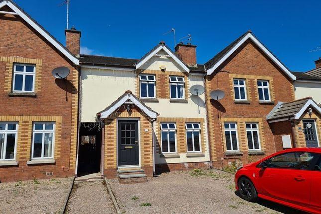 Thumbnail Terraced house for sale in Hawthorne Court, Bangor