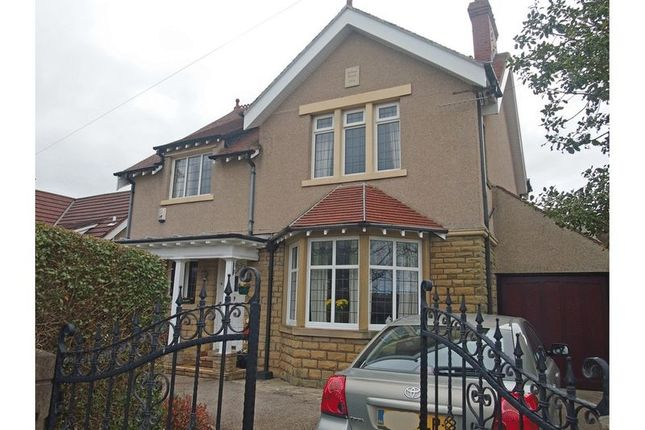 Thumbnail Detached house for sale in St. Johns Grove, Heysham, Morecambe