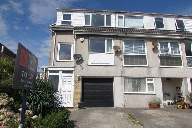 Thumbnail Property to rent in West End Avenue, Nottage, Bridgend