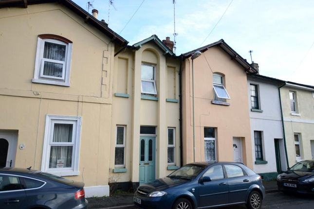 Thumbnail Terraced house to rent in Wain Lane, Newton Abbot
