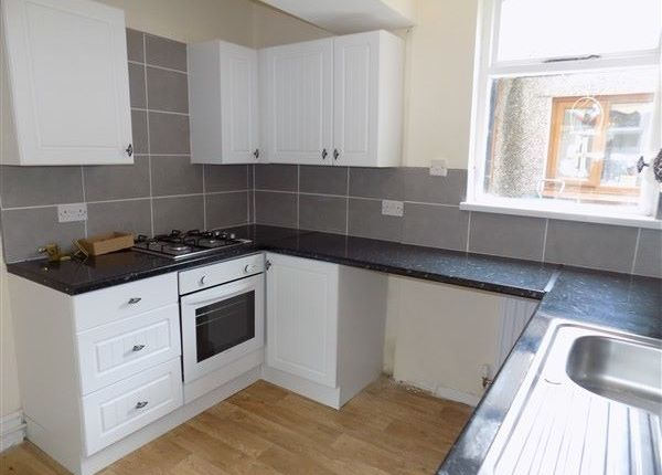 Thumbnail End terrace house to rent in Park Place, Abertillery