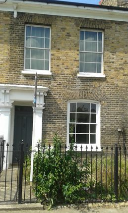 Thumbnail Terraced house for sale in Shrubland Road, London