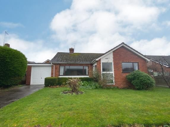 3 bed bungalow for sale in Englefield Crescent, Mynydd Isa, Mold, Flintshire CH7