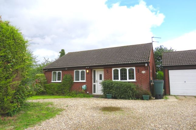 Thumbnail Detached bungalow for sale in Welgate, Mattishall, Dereham
