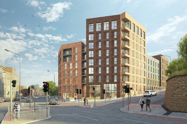 Thumbnail Flat for sale in Great Central, Sheffield