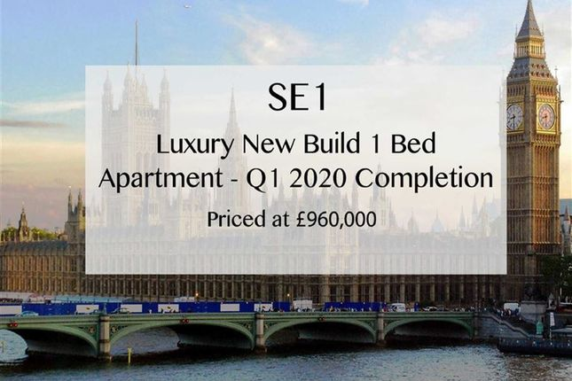 Thumbnail Flat for sale in Lambeth Palace Road, Lambeth