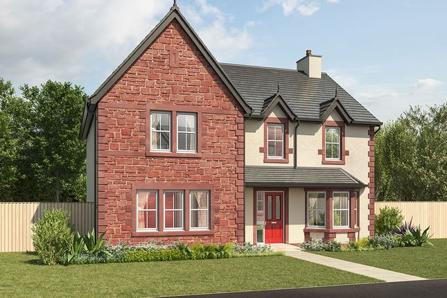 "Thumbnail Detached house for sale in ""Westminster"" at Wilson Howe, Whitehaven"