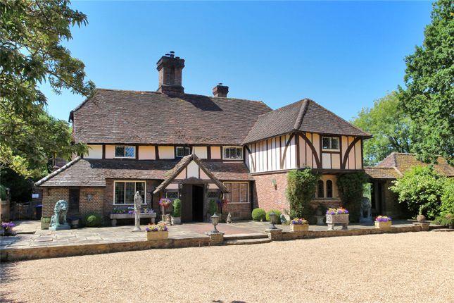 Thumbnail Detached house for sale in Deaks Lane, Cuckfield, West Sussex