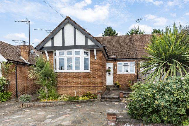 Thumbnail Semi-detached bungalow for sale in Oulton Crescent, Potters Bar