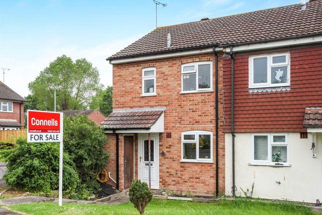 Thumbnail End terrace house for sale in River Way, Durrington, Salisbury