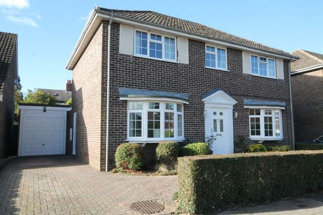 Thumbnail Detached house for sale in Speen Place, Speen, Newbury