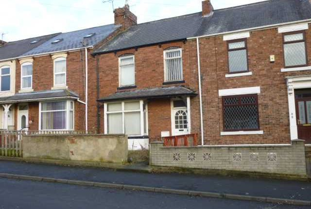 Thumbnail Terraced house for sale in Pesspool Terrace, Haswell, Durham