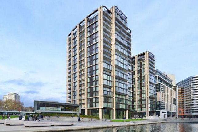 Thumbnail Flat for sale in 3 Merchant Square, Paddington, London