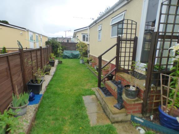 Garden of Park Road, Briar Bank Park, Wilstead, Bedfordshire MK45