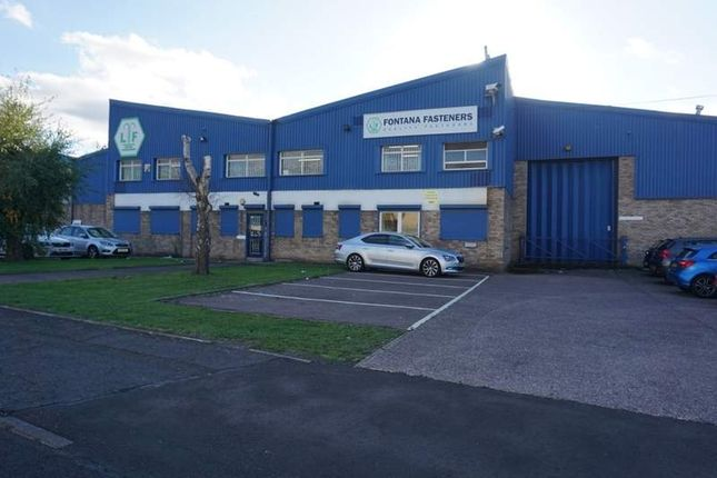 Thumbnail Light industrial to let in Unit 3 Charles Street West Bromwich, West Midlands