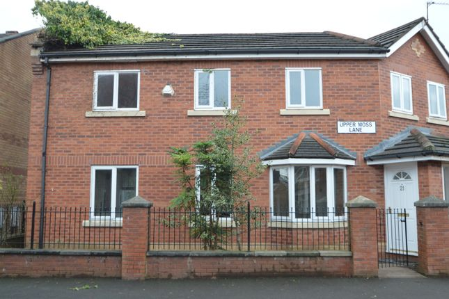 Thumbnail End terrace house for sale in Upper Moss Lane, Hulme